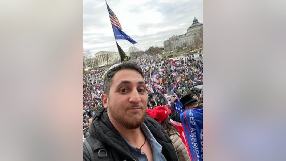 FBI arrests Manhattan man linked to Capitol siege