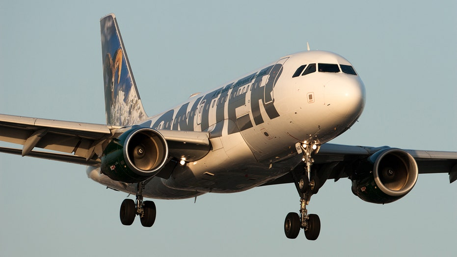 Frontier Airlines passenger is told he should be on 'no-fly list' after complaining of coughing traveler