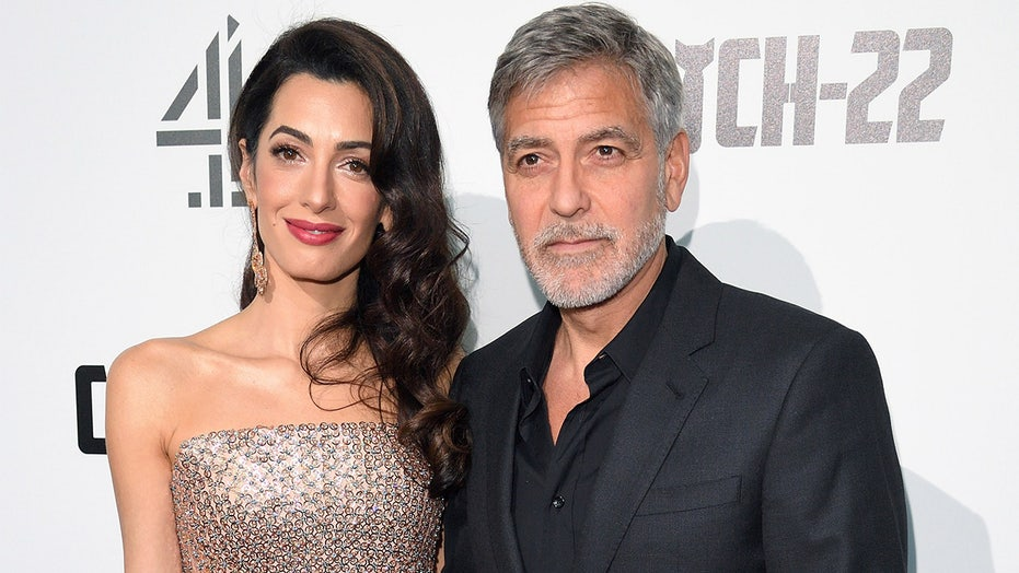 George Clooney on why he won't let Amal watch 'Batman & Robin': 'I want my wife to have some respect for me'