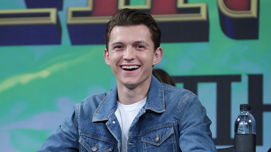 Disney reveals first look at Tom Holland's role in new Disneyland Spider-Man ride