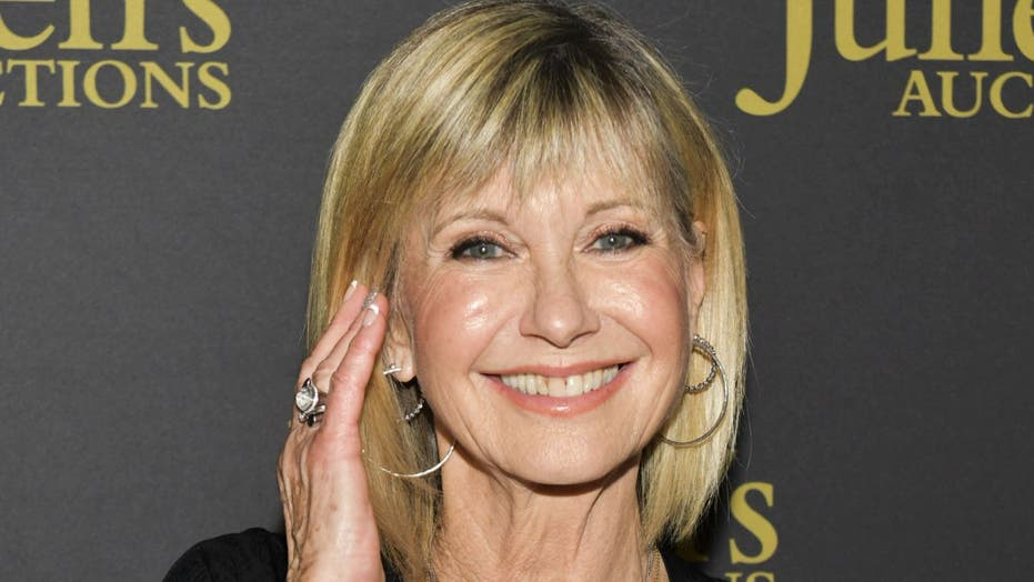 Olivia Newton-John 'feeling great' since cancer diagnosis three years ago, talks daughter's upcoming wedding
