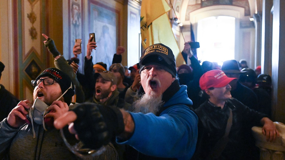 Indiana heavy metal musician arrested for alleged role in Capitol riot