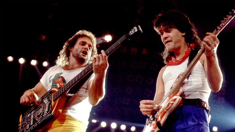 Former Van Halen bassist Michael Anthony says he never reconciled with Eddie Van Halen before star's death