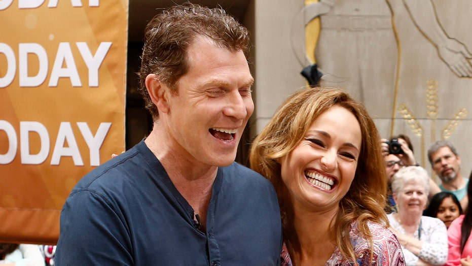 Bobby Flay, Giada De Laurentiis' new food show follows them around Italy