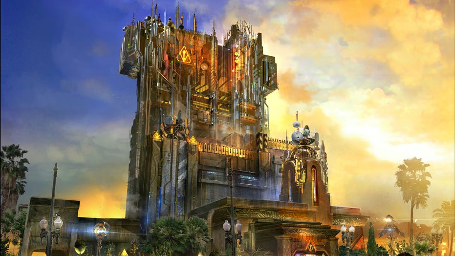 Retired Disney Imagineer claims 'Guardians of the Galaxy' ride was almost something else entirely