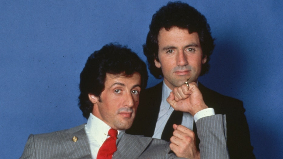 Frank Stallone recalls filming 'Rocky' with brother Sylvester, impressing Frank Sinatra in doc