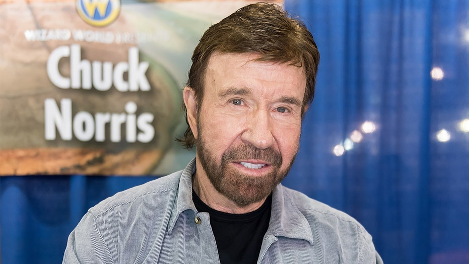 Chuck Norris not at Capitol riot despite photo that went viral, manager says: This 'is a wannabe lookalike'