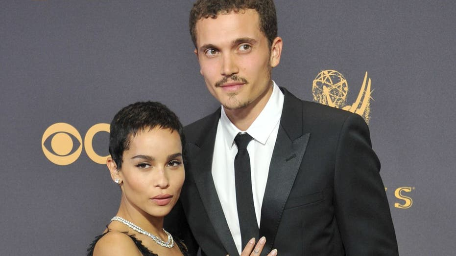 Zoë Kravitz says new music is about 'love and loss' after divorce from Karl Glusman