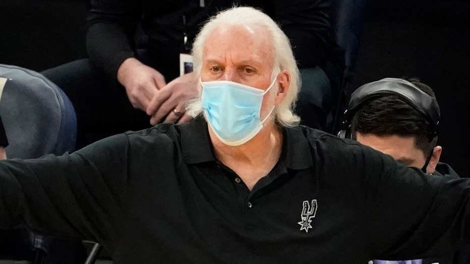 Spurs' Gregg Popovich: Second Trump impeachment a 'good move'