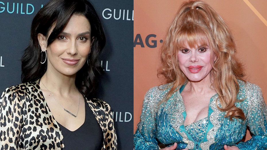 Hilaria Baldwin's heritage scandal sparks reaction from Charo: 'It's funny'