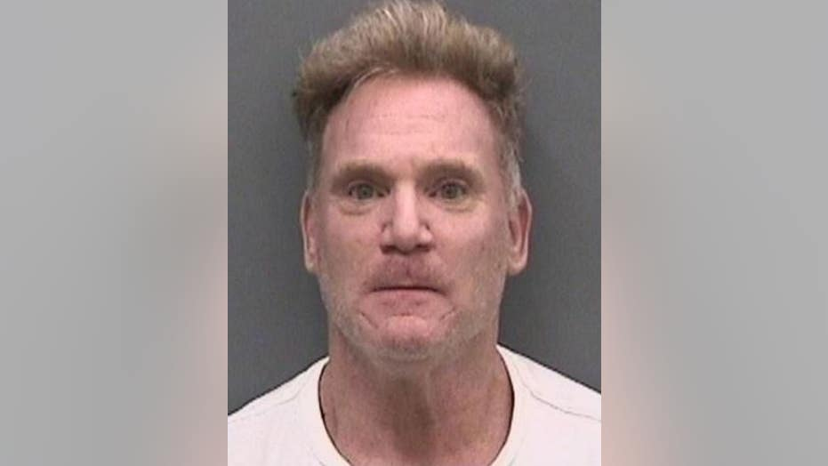 Florida man allegedly sets himself on fire while trying to burn down home: report