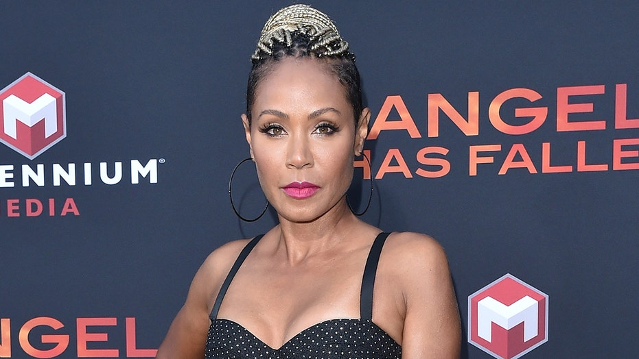 Jada Pinkett Smith, 49, stuns in tiny blue bikini: 'I welcome you 2021'