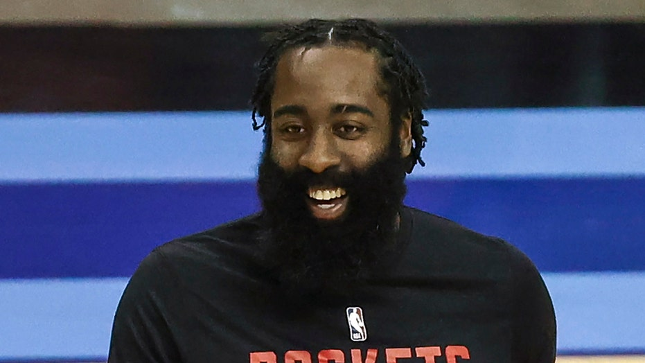 James Harden 'better positions our team to compete against the league's best,' Nets GM says