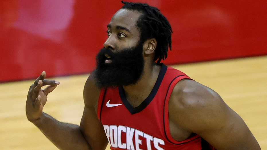 James Harden insists he wasn't being 'disrespectful' amid Rockets departure