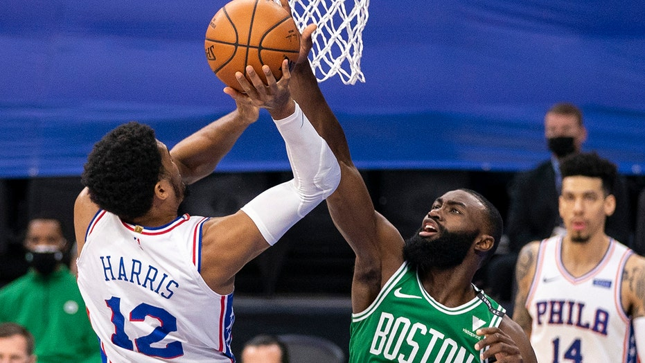 Celtics' Jaylen Brown cautions against complacency in social-justice fight now Biden is president