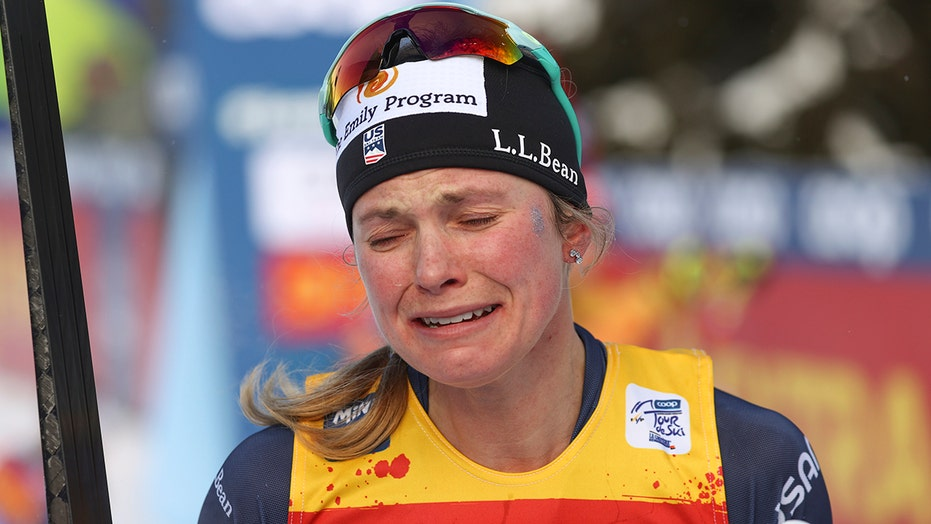 Jessie Diggins wins 1st Tour de Ski title for United States