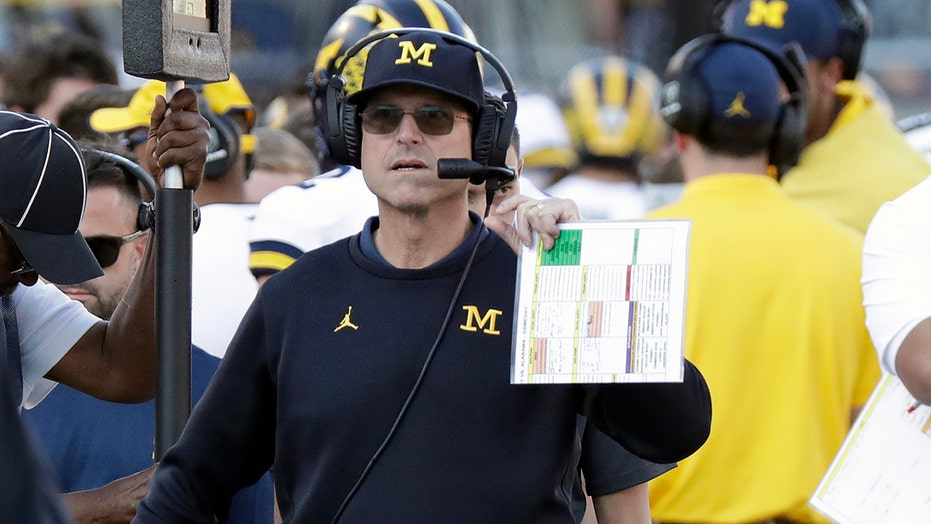 'Work to be done': Harbaugh has new, 5-year deal at Michigan