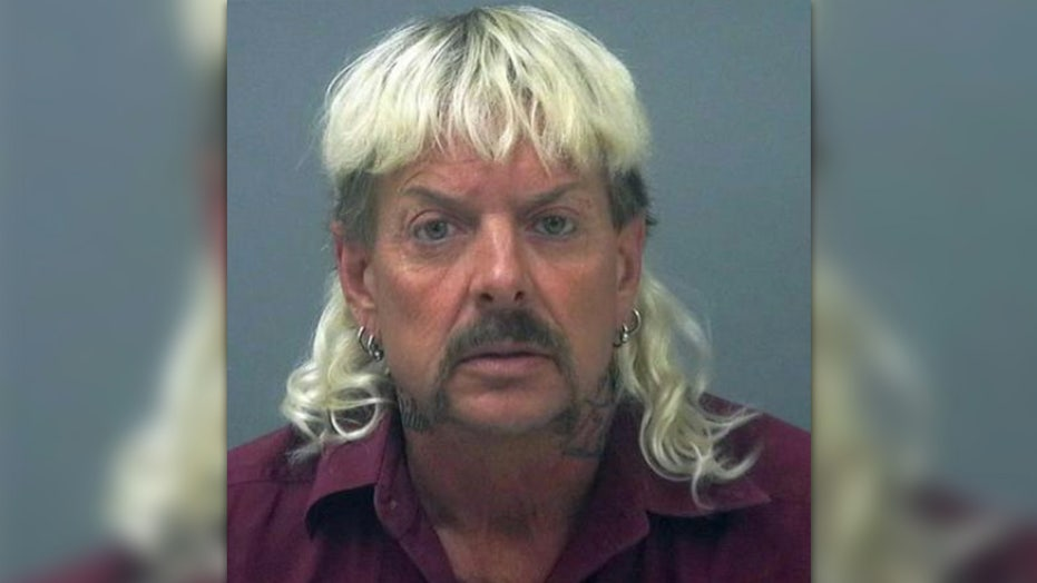 'Tiger King' star Joe Exotic now wants a pardon from President Biden