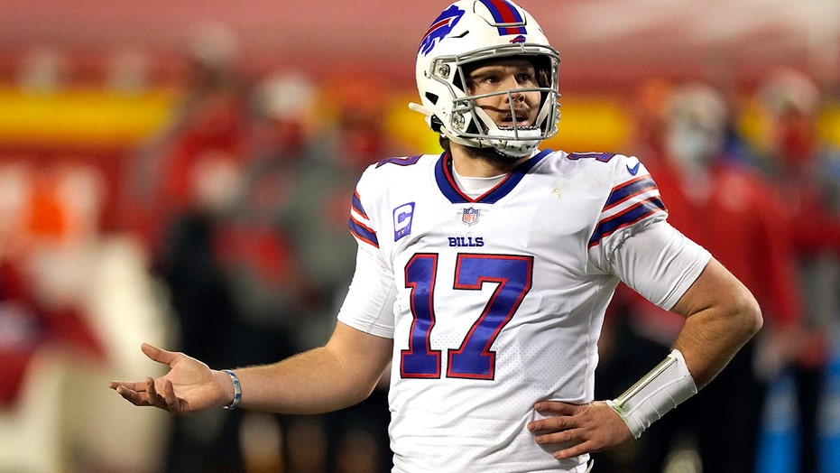 Josh Allen on Bills' AFC Championship loss: 'It's going to fuel us'