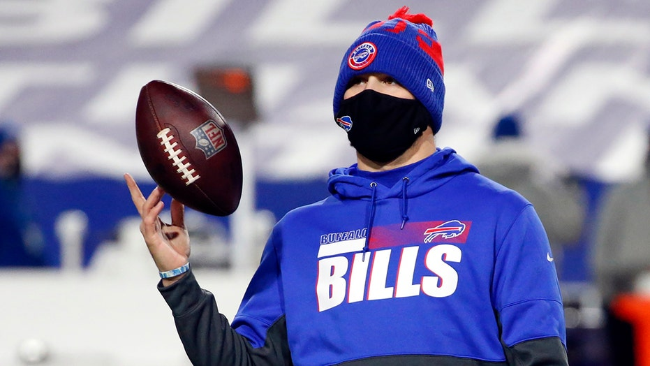 Josh Allen's father staying home recovering from pneumonia as Bills play AFC Championship: report