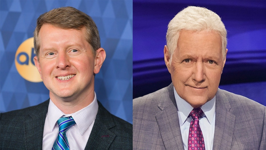 'Jeopardy!' guest host Ken Jennings pays tribute to Alex Trebek, Twitter reacts