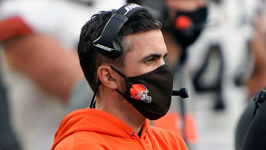 Stefanski returns to Browns, playoffs after COVID-19 absence