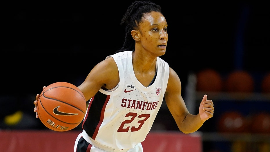 No. 5 Stanford snaps rare two-game skid, beats USC 86-59
