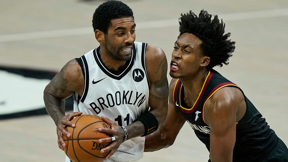 Kyrie Irving's message after Nets' second straight loss to the Cavs