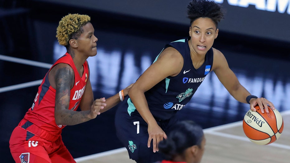 WNBA's Layshia Clarendon has surgery to remove breasts