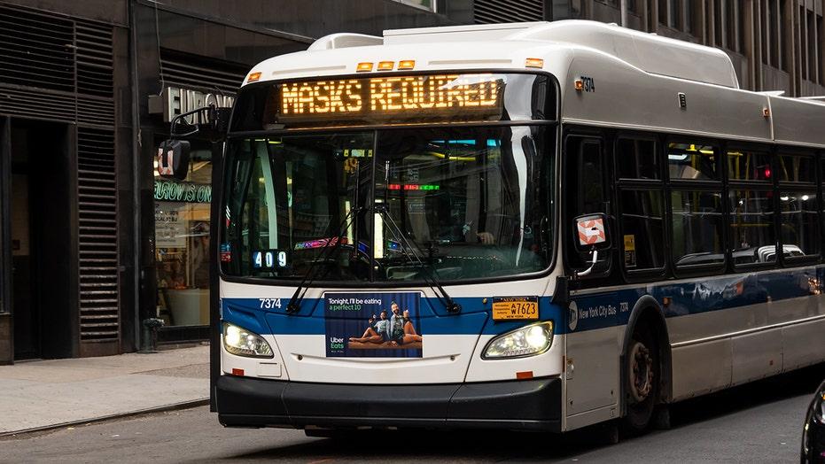 Good Samaritan saves NYC bus driver during wild attack