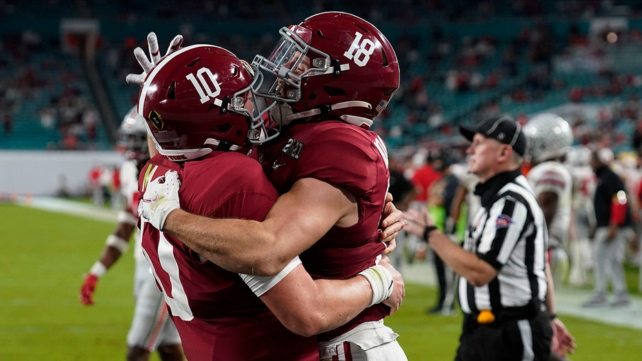 Alabama beats Ohio State for college football national title, finishes season undefeated