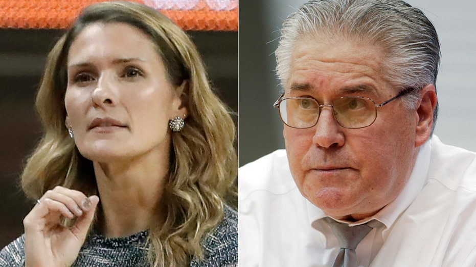 Father-daughter coaching matchup believed to be a D-I first