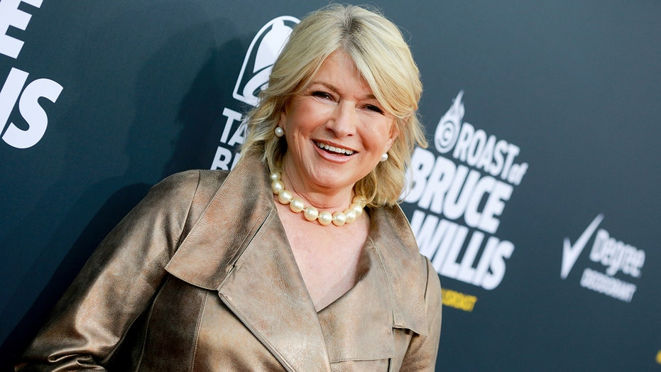 Martha Stewart reveals probation officer blocked her from hosting 'SNL'
