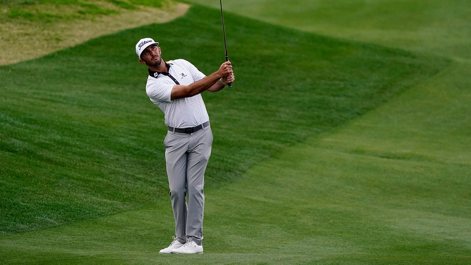Homa, Finau, Kim share 3rd-round lead at American Express