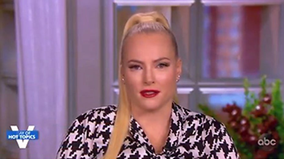 Meghan McCain defends her appearance after 'View' fan criticizes her hair extensions