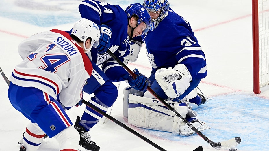 Rielly scores in OT, Maple Leafs beat Canadiens 5-4