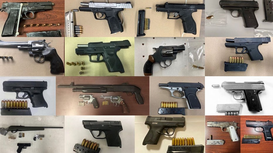 NYPD has already made 417 firearms arrests this year