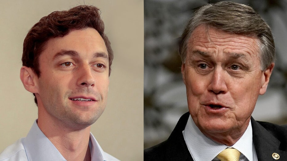 Perdue concedes to Ossoff in Georgia Senate runoff