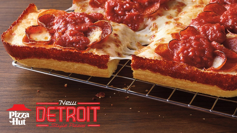 PIzza Hut debuting Detroit-style pizza in response to 'growing popularity' of the style