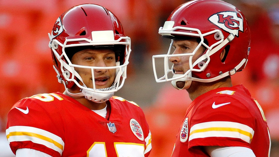 Patrick Mahomes recalls injury that knocked him out of Chiefs' playoff victory