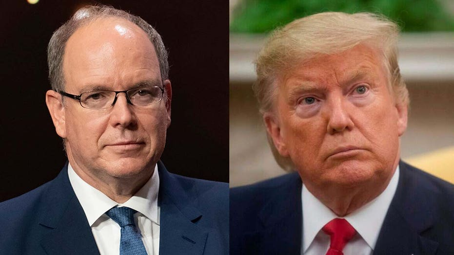 Capitol riots: Prince Albert of Monaco says Trump 'has to be held accountable'