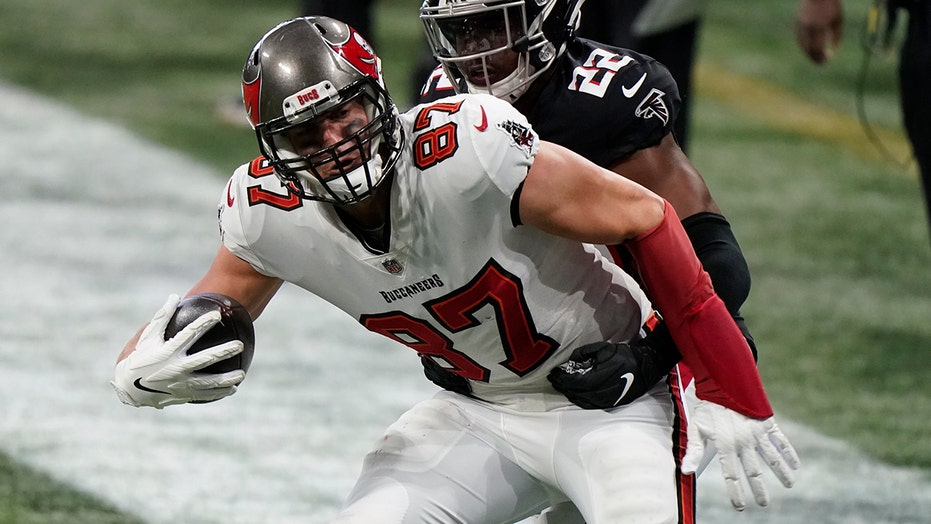 Rob Gronkowski has high praise for Buccaneers' offense in 1st season with team