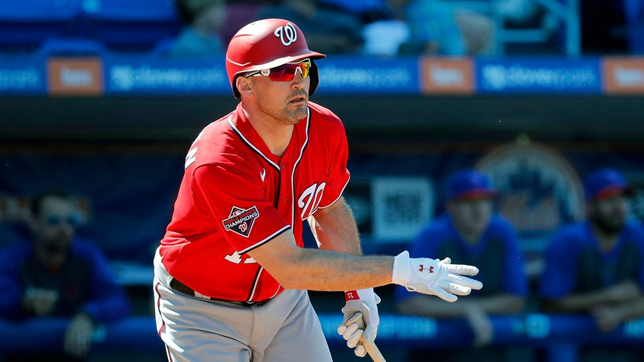 Zimmerman, Nats agree at $1M, pending physical