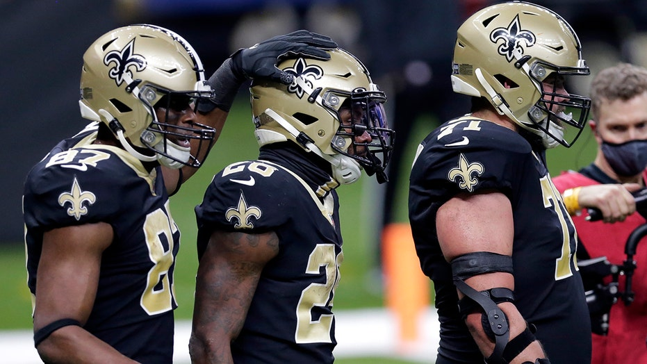 Saints release Latavius Murray after he reportedly refused to take pay cut