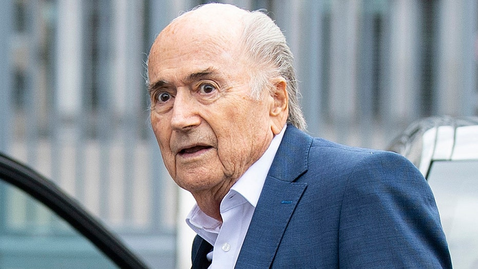 Sepp Blatter spent a week in an induced coma, daughter says
