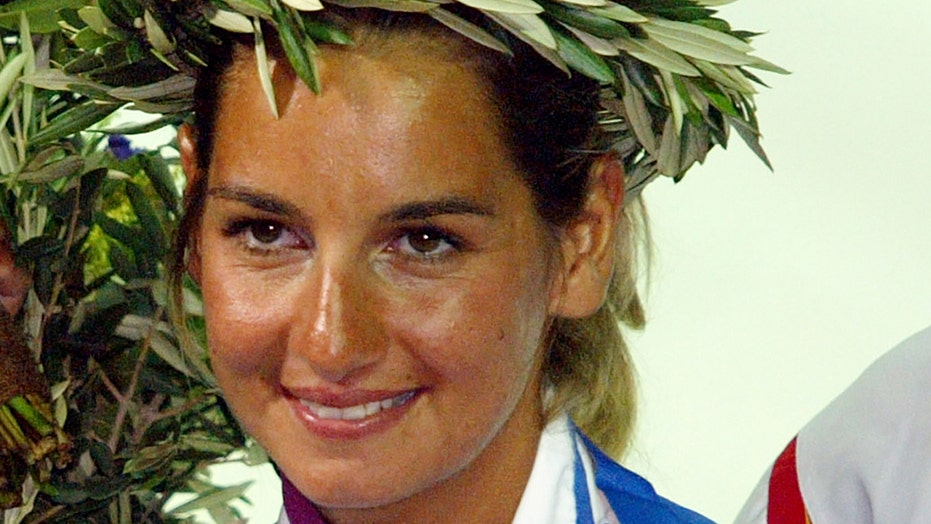 Olympic champion says she was assaulted by sports official