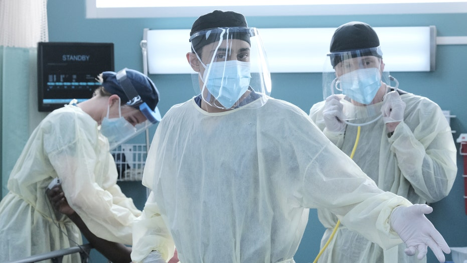 'The Resident' confronts toll of pandemic on health care workers