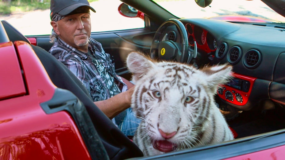'Tiger King' zoo ordered to turn over big cats by federal judge