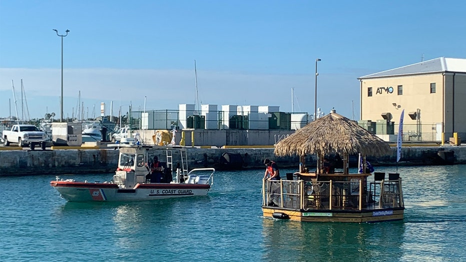 Tiki hut pirate busted in stolen boat bar off Florida Keys: Coast Guard