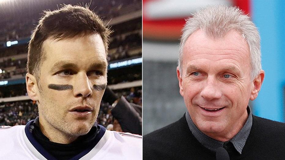 Tom Brady or Joe Montana? Jerry Rice says he'd take this QB 'any day'